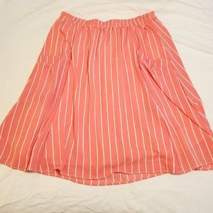 Honey & Lace 2 Pocket Skirt